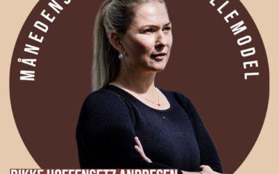 Månedens Kvindelige Rollemodel: Rikke Hoffensetz Andresen