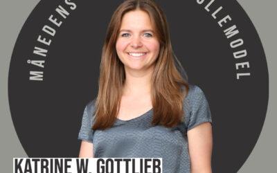 Månedens kvindelige rollemodel: Katrine W. Gottlieb