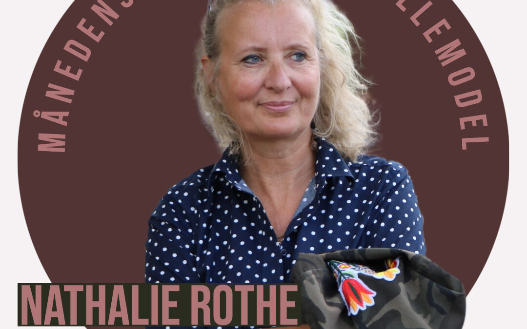 Månedens Kvindelige Rollemodel: Nathalie Rothe